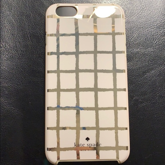 Kate spade iPhone cover 6 plus